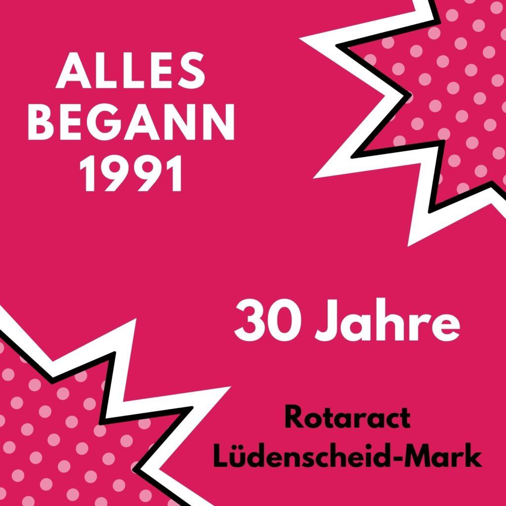 30 Jahre RAC Lüdenscheid-Mark